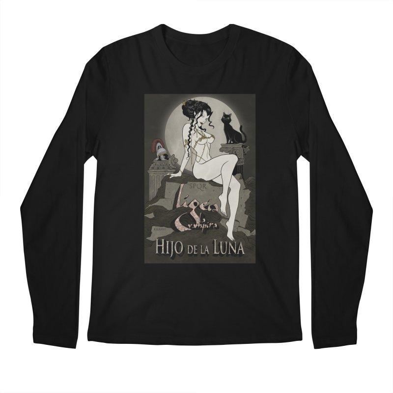 Hijo de la Luna Men's Longsleeve T-Shirt by RDRicci's Artist Shop