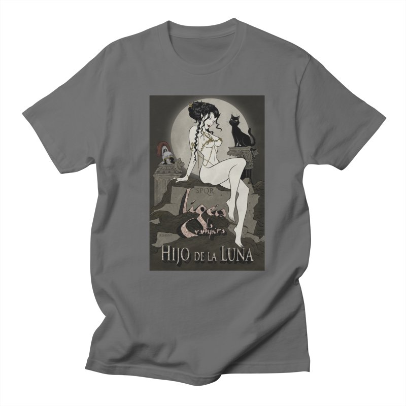 Hijo de la Luna Men's T-Shirt by RDRicci's Artist Shop