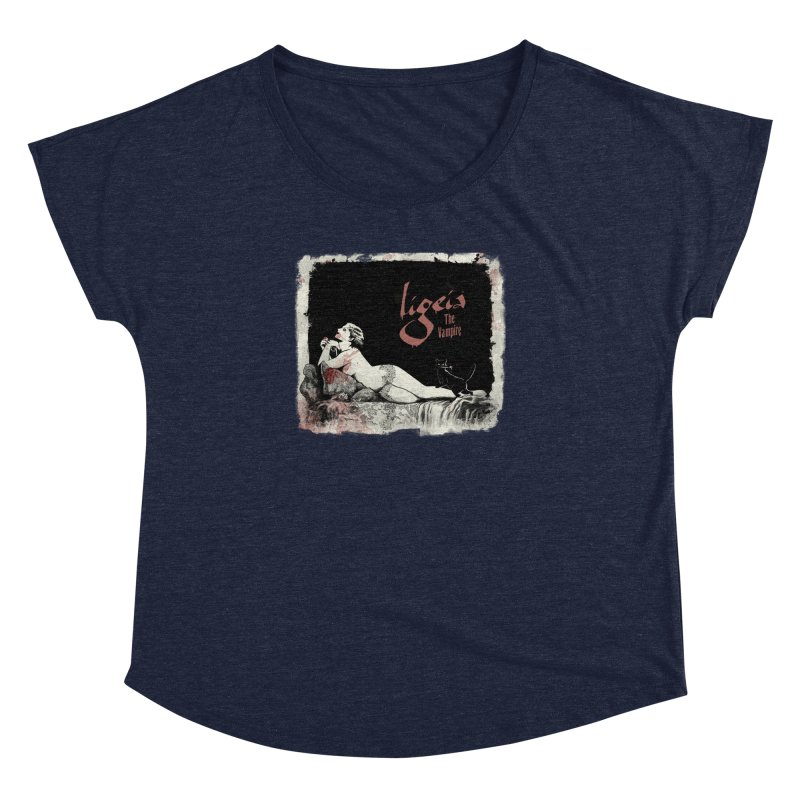 Ligeia the Vampire - 1924 Women's Dolman by RDRicci's Artist Shop