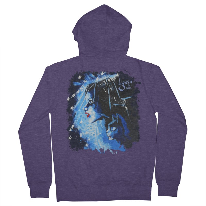Marry me and Kill me! Men's Zip-Up Hoody by RDRicci's Artist Shop
