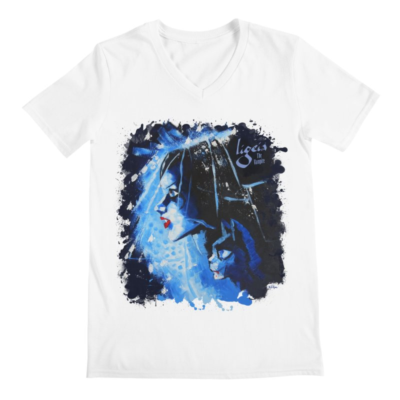 Marry me and Kill me! Men's V-Neck by RDRicci's Artist Shop