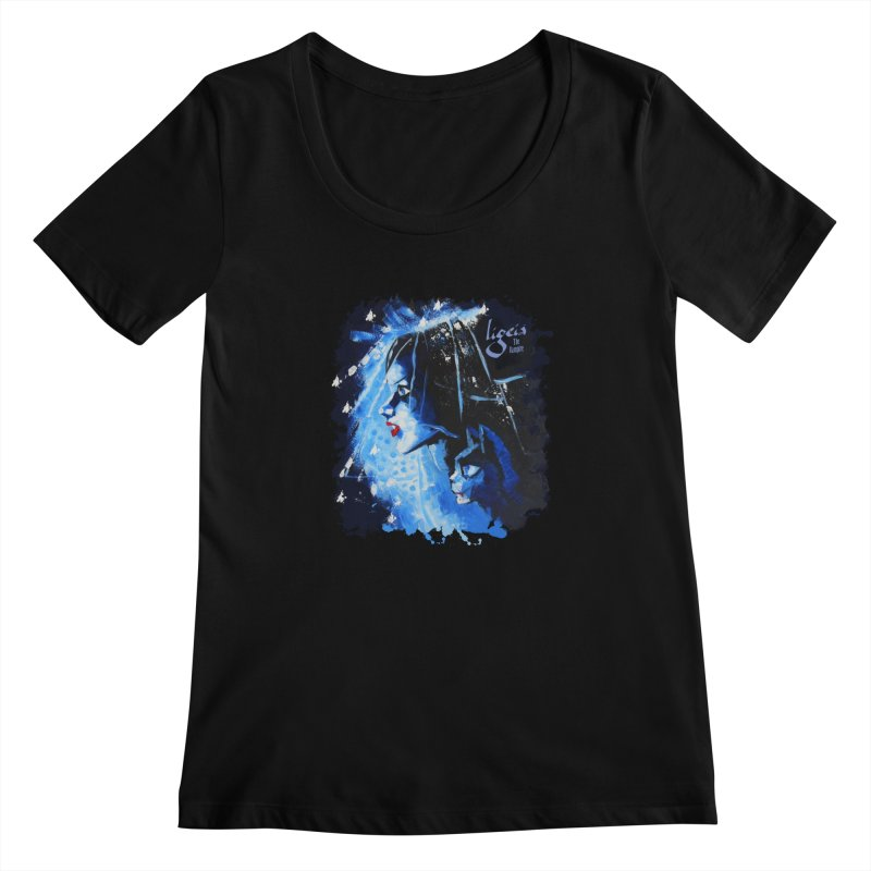 Marry me and Kill me! Women's Scoopneck by RDRicci's Artist Shop