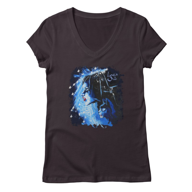 Marry me and Kill me! Women's V-Neck by RDRicci's Artist Shop