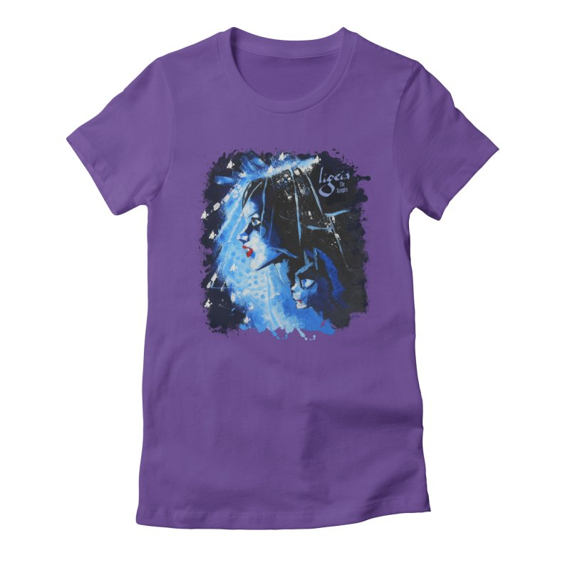 Marry me and Kill me! Women's Fitted T-Shirt by RDRicci's Artist Shop