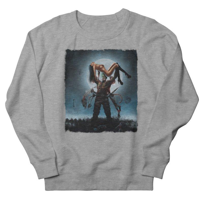Necrophagus Vampire Lord Men's Sweatshirt by RDRicci's Artist Shop
