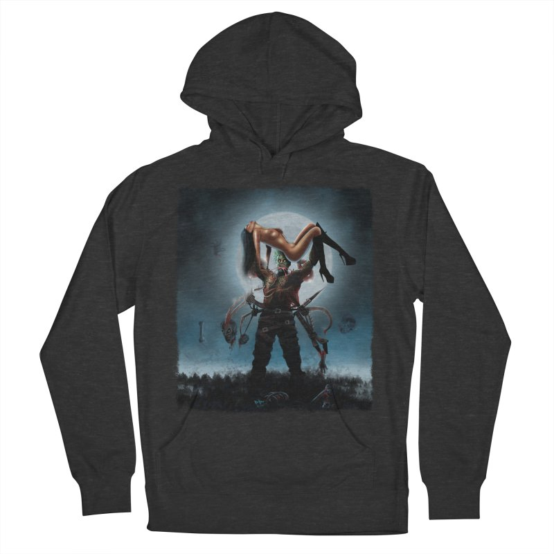 Necrophagus Vampire Lord Women's Pullover Hoody by RDRicci's Artist Shop