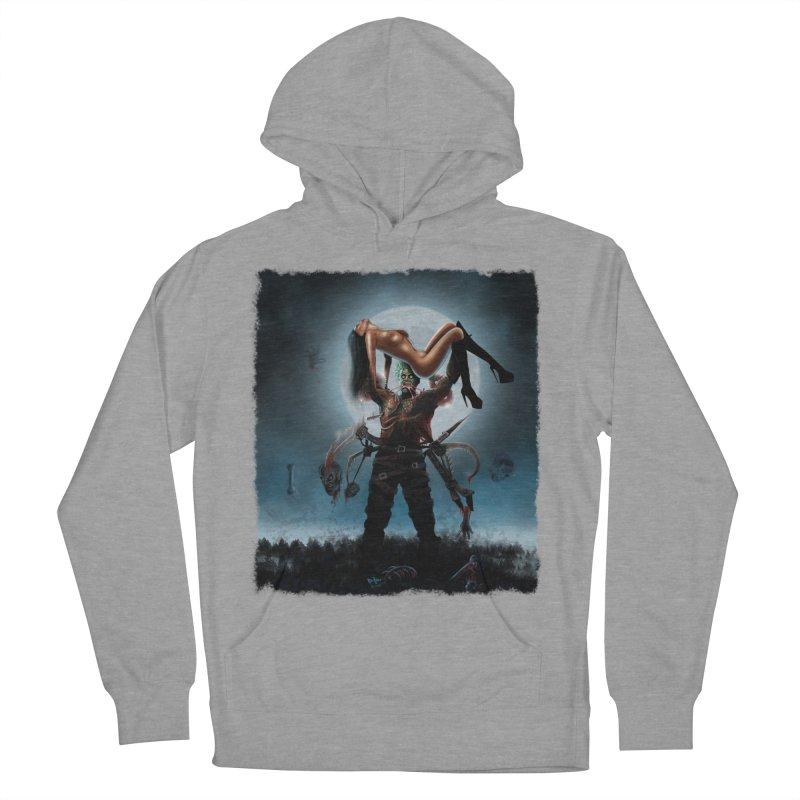 Necrophagus Vampire Lord Men's Pullover Hoody by RDRicci's Artist Shop