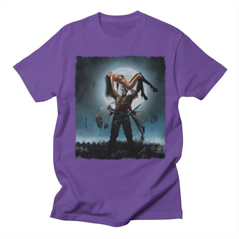 Necrophagus Vampire Lord Women's Unisex T-Shirt by RDRicci's Artist Shop