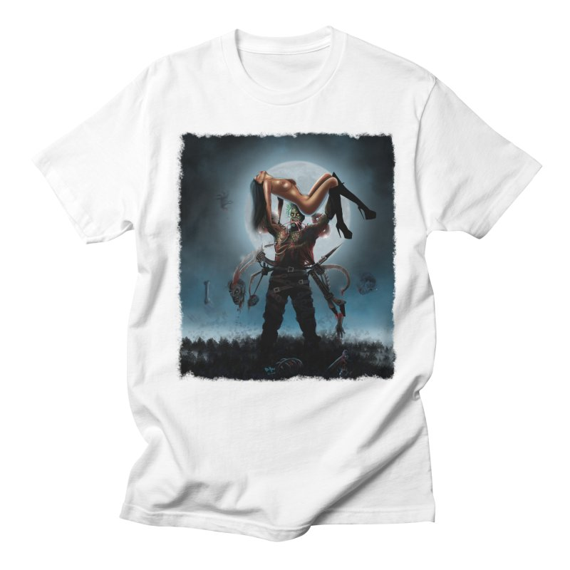 Necrophagus Vampire Lord Men's T-shirt by RDRicci's Artist Shop