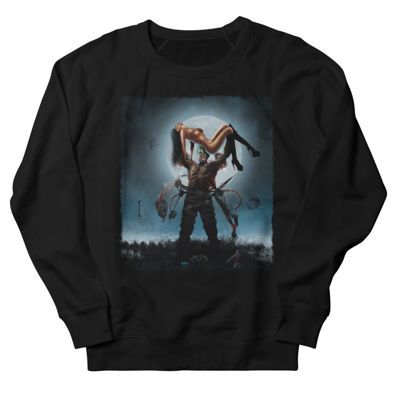 Necrophagus Vampire Lord Men's Sweatshirt by RDRicci's Artist Shop
