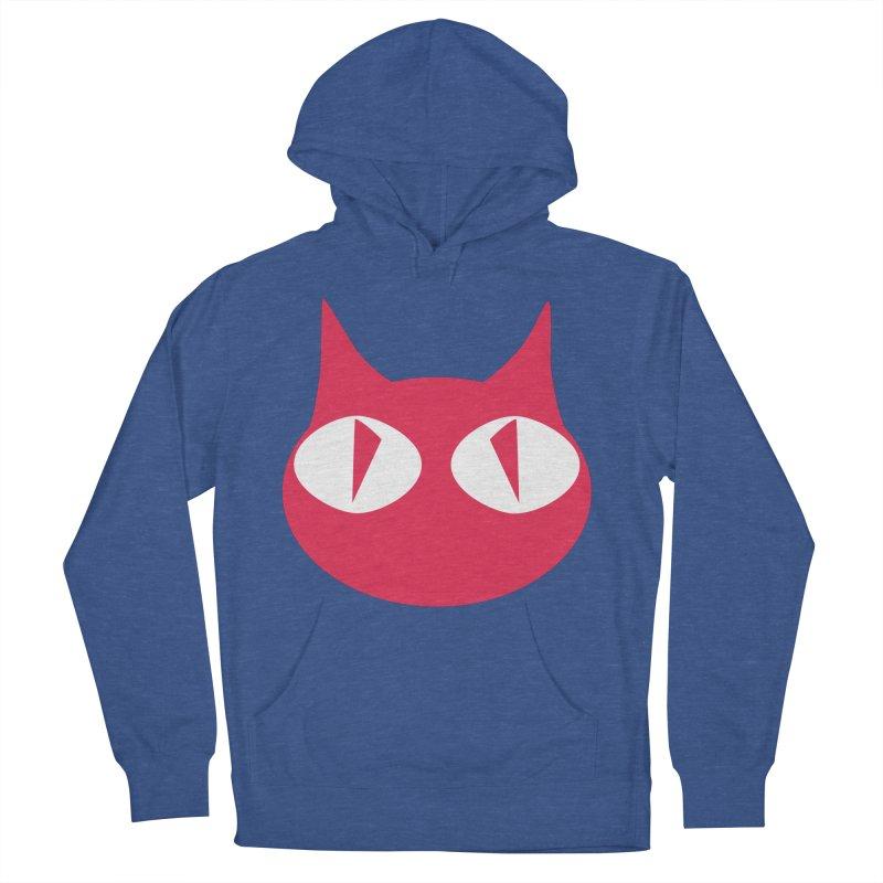 Cat Wave Men's Pullover Hoody by RDRicci's Artist Shop