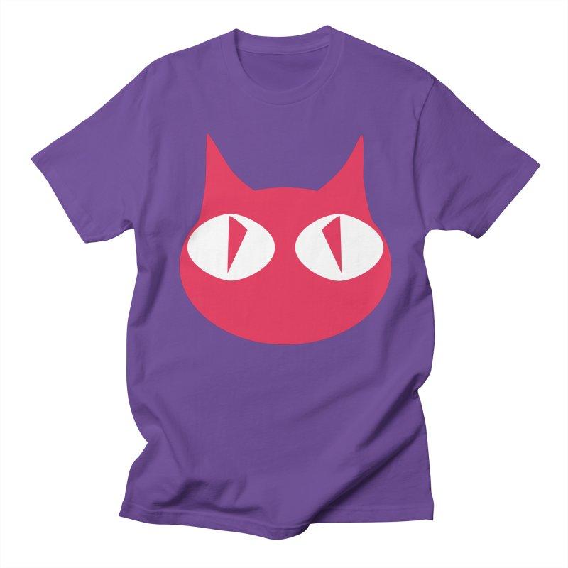 Cat Wave Women's Unisex T-Shirt by RDRicci's Artist Shop