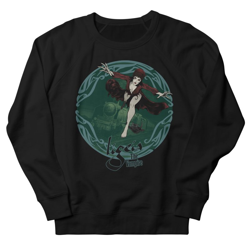 Orient Express Women's Sweatshirt by RDRicci's Artist Shop