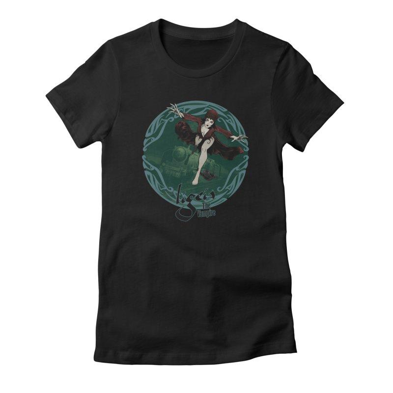 Orient Express Women's T-Shirt by RDRicci's Artist Shop