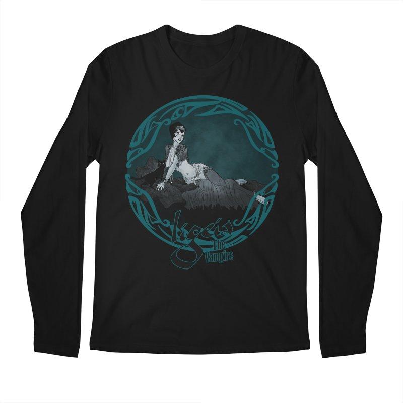 Ligeia 1920 Men's Longsleeve T-Shirt by RDRicci's Artist Shop