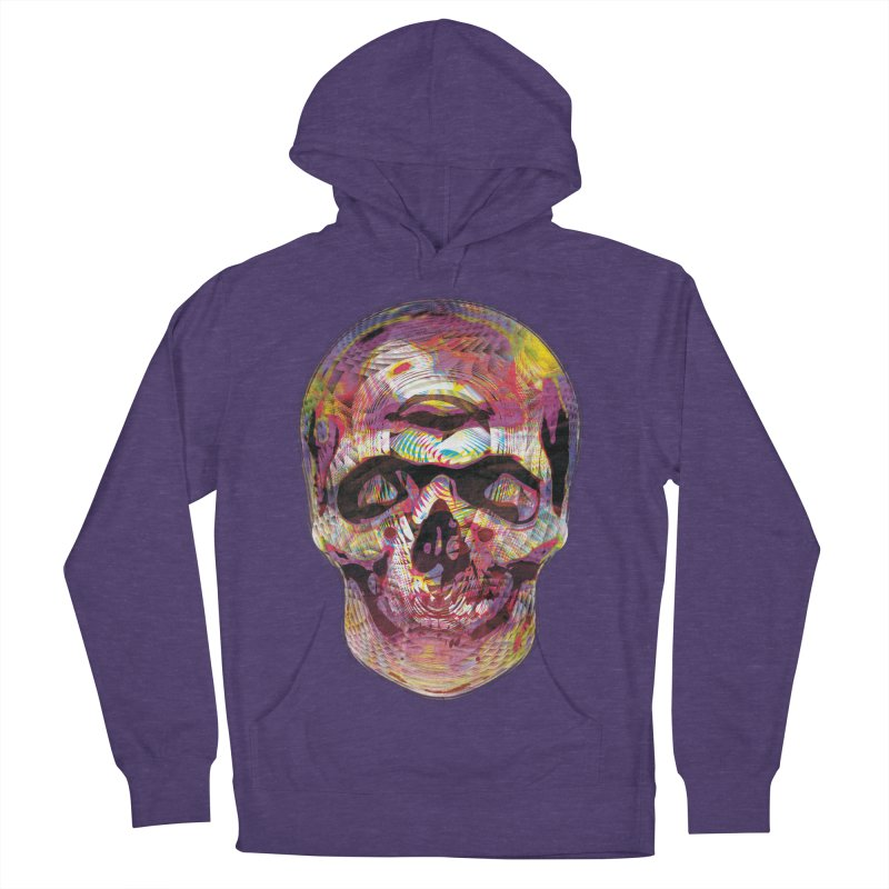 Sharped skull Women's Pullover Hoody by re3a's Artist Shop