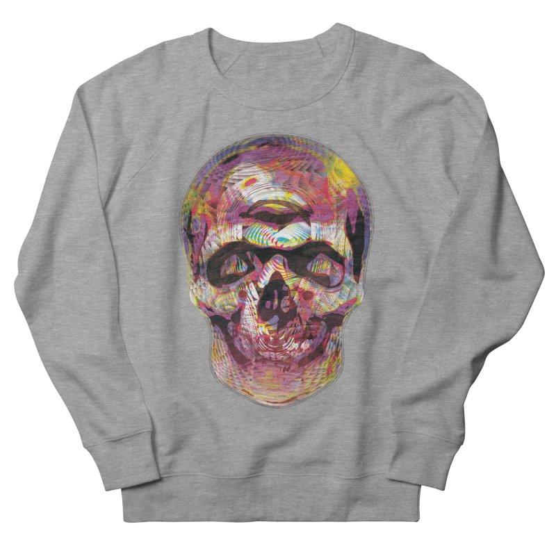 Sharped skull Women's Sweatshirt by re3a's Artist Shop