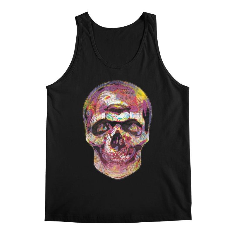 Sharped skull Men's Regular Tank by re3a's Artist Shop