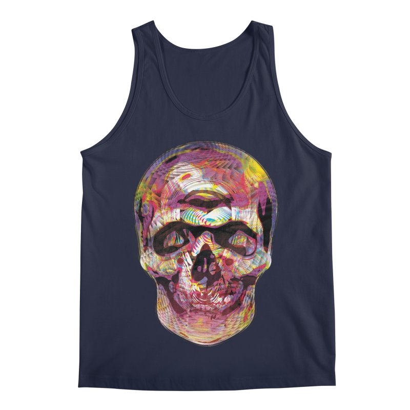 Sharped skull Men's Regular Tank by re3a's Artist Shop