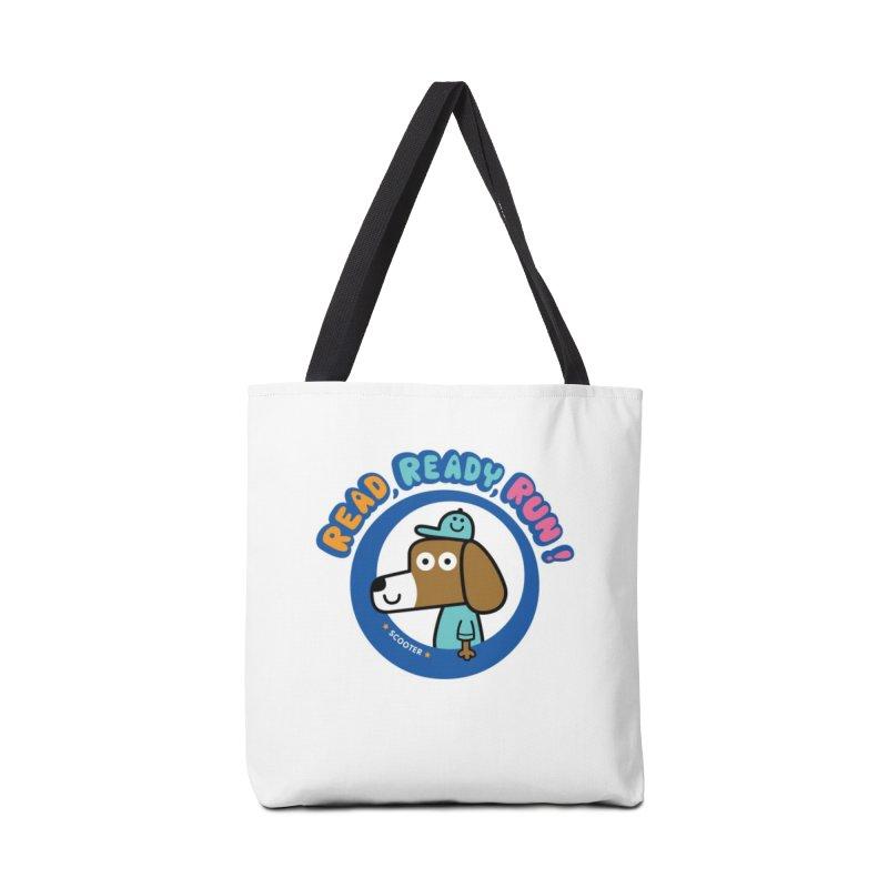 Read Ready Run Accessories Bag by readreadyrun's Artist Shop