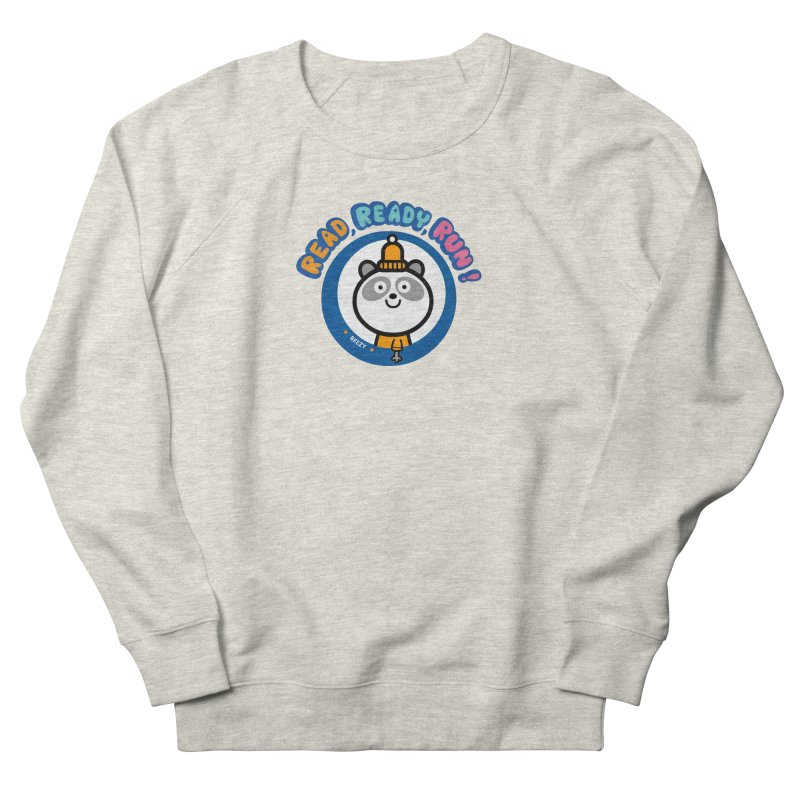 Beezy Women's French Terry Sweatshirt by readreadyrun's Artist Shop