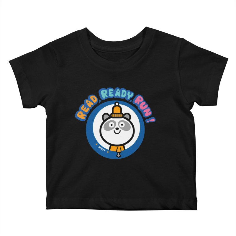 Beezy Kids Baby T-Shirt by readreadyrun's Artist Shop