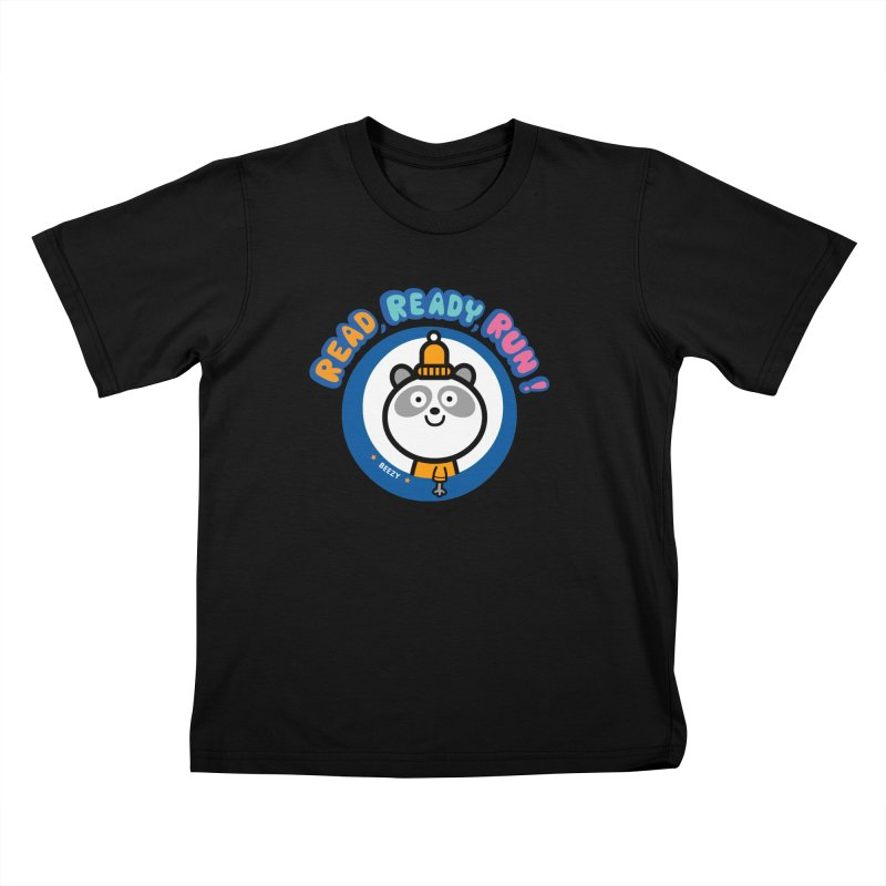 Beezy Kids T-Shirt by readreadyrun's Artist Shop