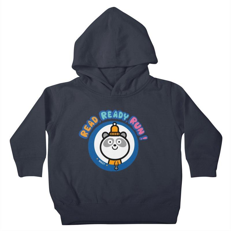 Beezy Kids Toddler Pullover Hoody by readreadyrun's Artist Shop