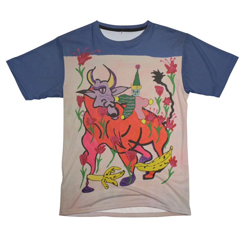 Bull & Jester Doll Men's Cut & Sew by Real Dominic Artwork
