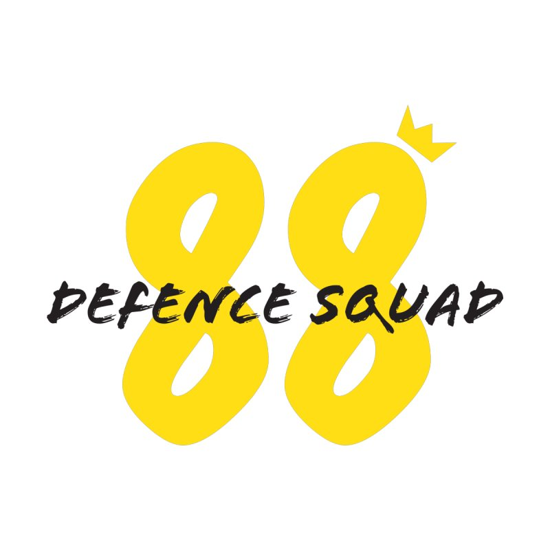 88 Defence Squad (Black) by Real Gud Pros' Shop