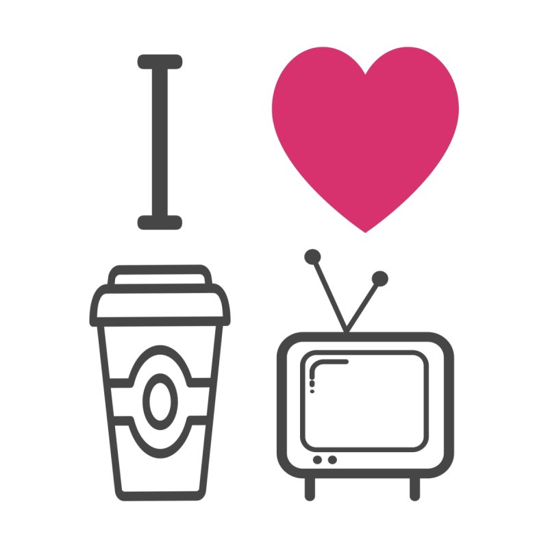 I Heart Coffee & TV by RealiTV Podcast Shop