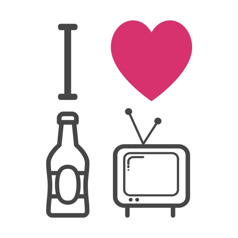 I Heart Beer & TV by RealiTV Podcast Shop