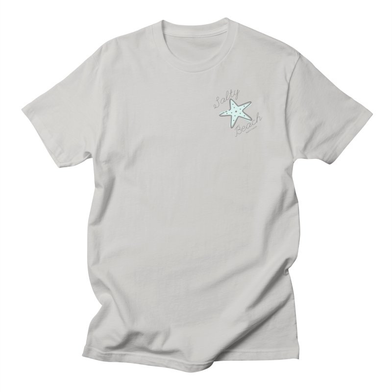 Salty Beach Green Women's T-Shirt by RealiTV Podcast Shop