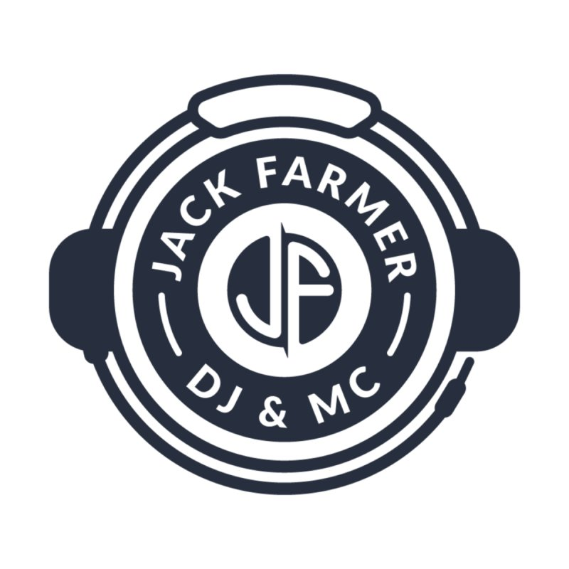 DJ Jack Farmer Shirt Men's T-Shirt by Jack Farmer Apparel