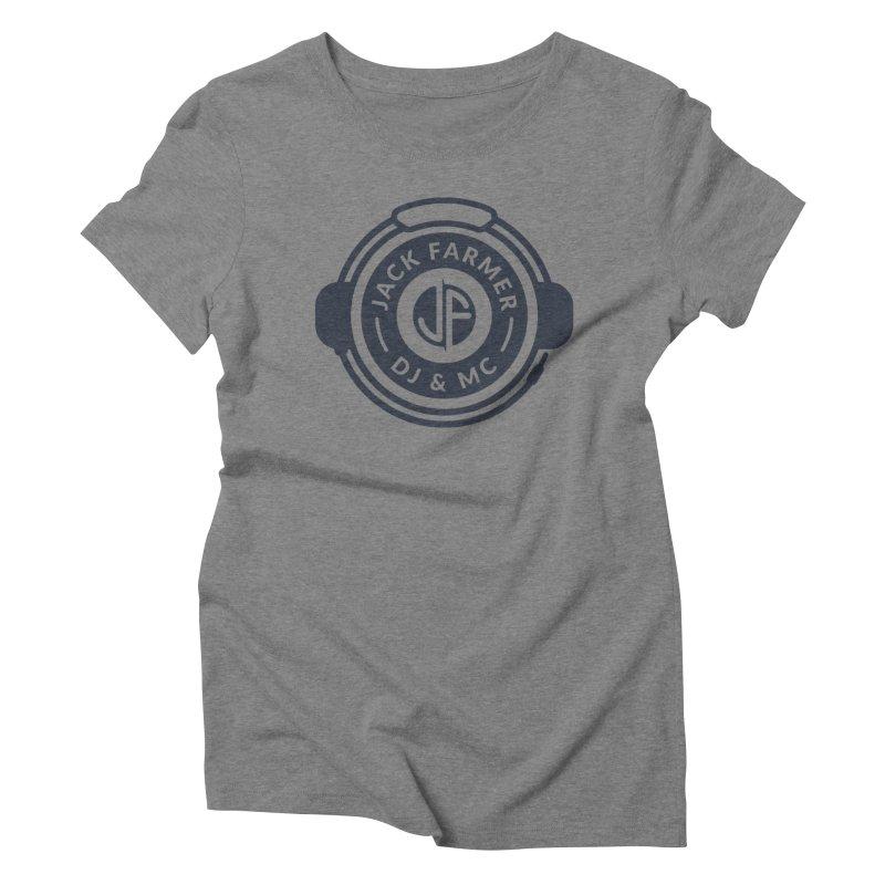 DJ Jack Farmer Shirt Women's T-Shirt by Jack Farmer Apparel