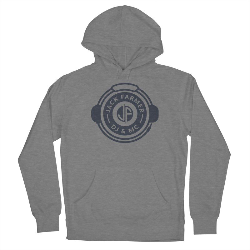 LIMITED TIME DJ Jack Farmer SweatShirt Men's Pullover Hoody by Jack Farmer Apparel