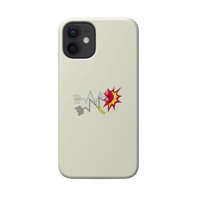 In A Heartbeat Accessories Phone Case by RealZeal's Artist Shop