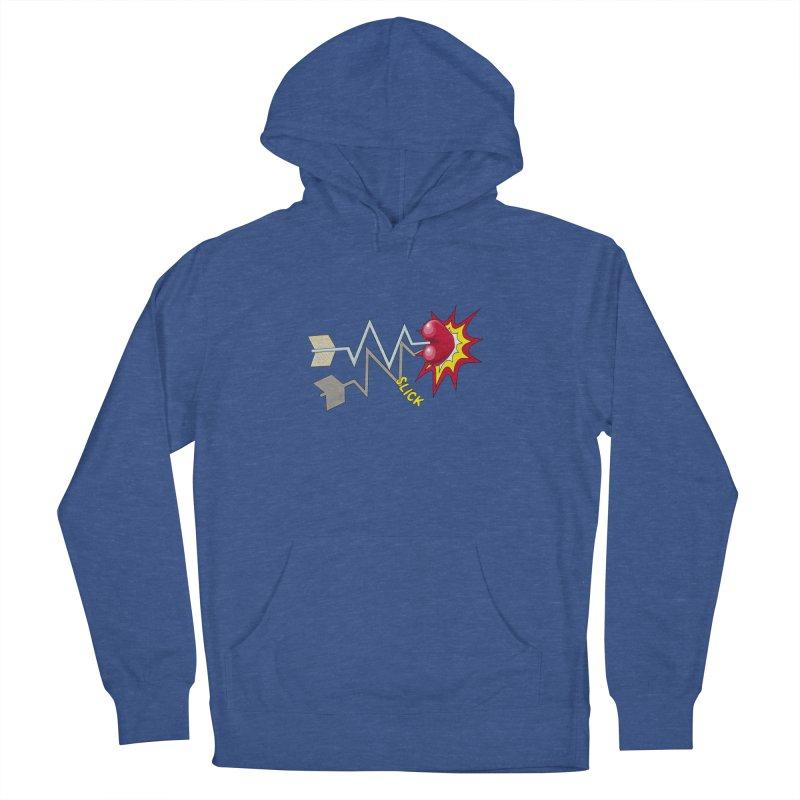 In A Heartbeat Women's Pullover Hoody by RealZeal's Artist Shop