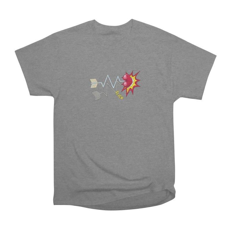In A Heartbeat Men's Heavyweight T-Shirt by RealZeal's Artist Shop
