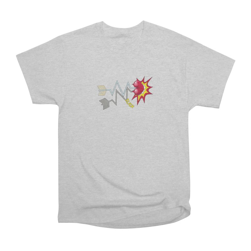In A Heartbeat Men's Classic T-Shirt by realzeal's Artist Shop