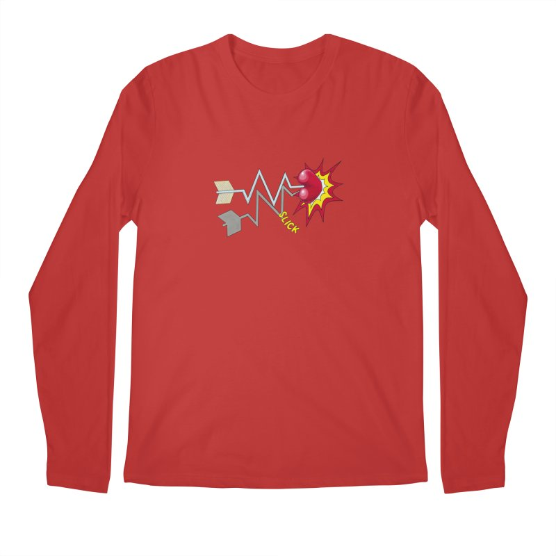 In A Heartbeat Men's Regular Longsleeve T-Shirt by RealZeal's Artist Shop