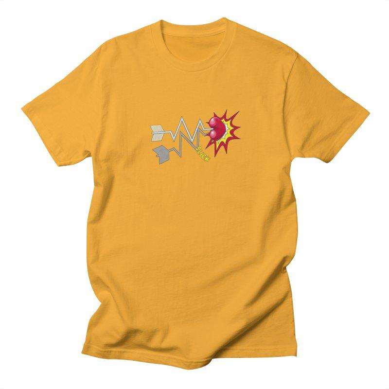 In A Heartbeat Men's Regular T-Shirt by RealZeal's Artist Shop