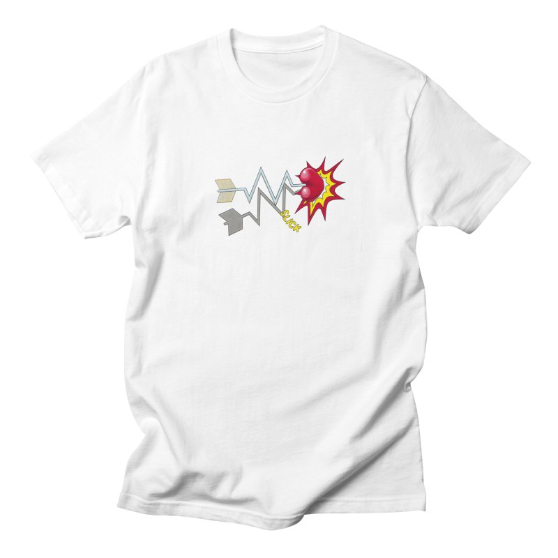 In A Heartbeat Men's Regular T-Shirt by RealZeal's Artist Shop