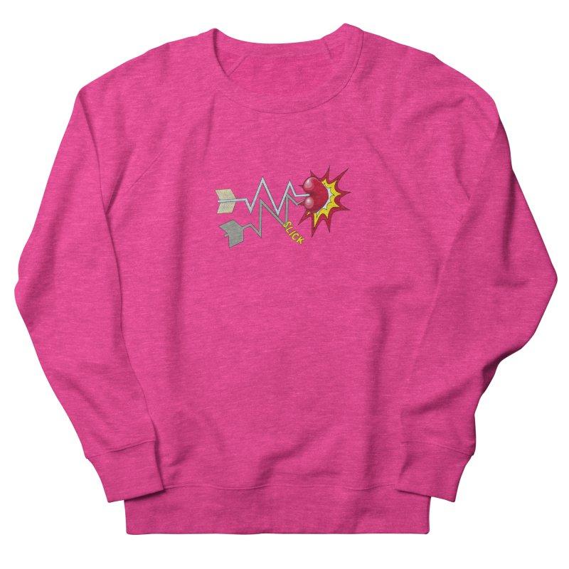 In A Heartbeat Women's Sweatshirt by RealZeal's Artist Shop