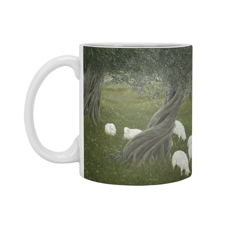 Shamble Grove.....an eerie silence.  Accessories Mug by RealZeal's Artist Shop