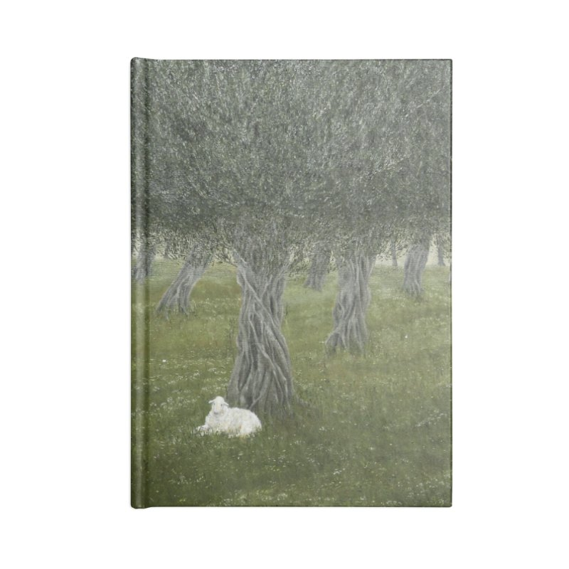 Shamble Grove.....an eerie silence.  Accessories Notebook by RealZeal's Artist Shop