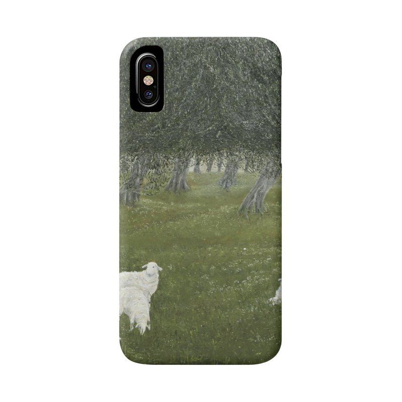 Shamble Grove.....an eerie silence.  Accessories Phone Case by RealZeal's Artist Shop