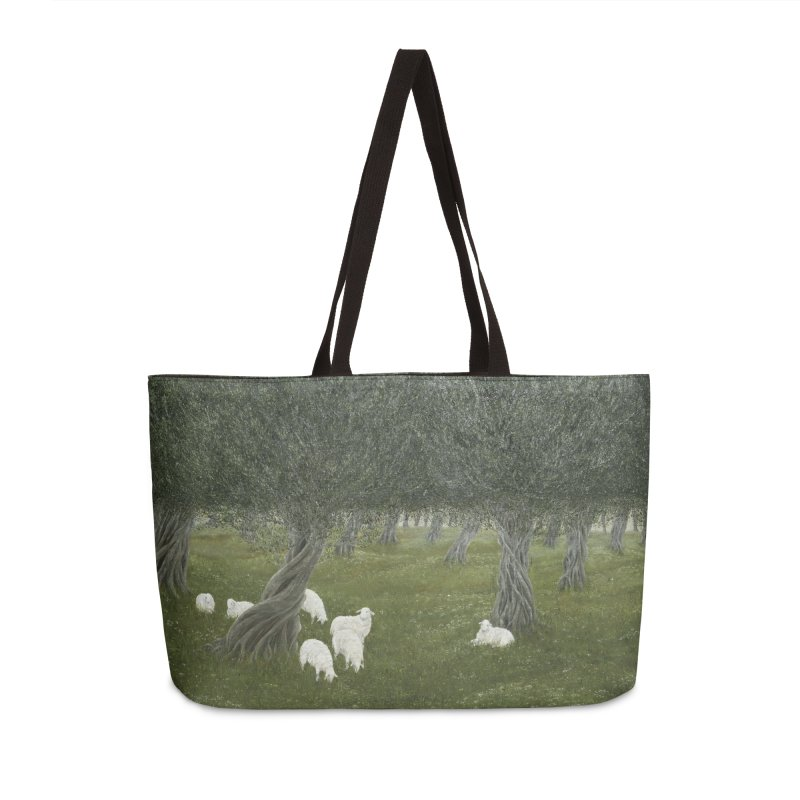 Shamble Grove.....an eerie silence.  Accessories Weekender Bag Bag by RealZeal's Artist Shop