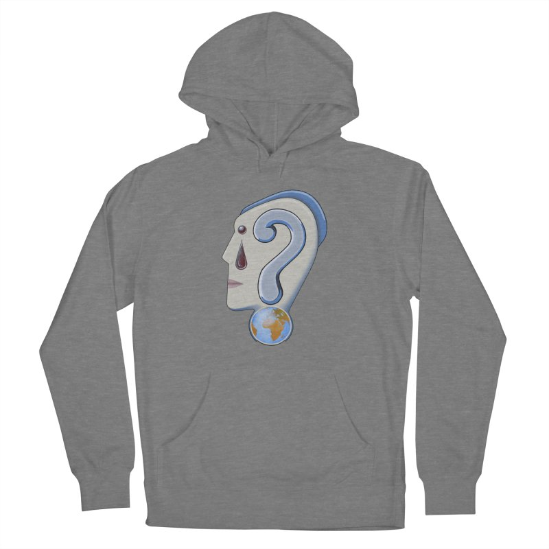 STOPPER 3......Strange things are happening. Women's Pullover Hoody by RealZeal's Artist Shop