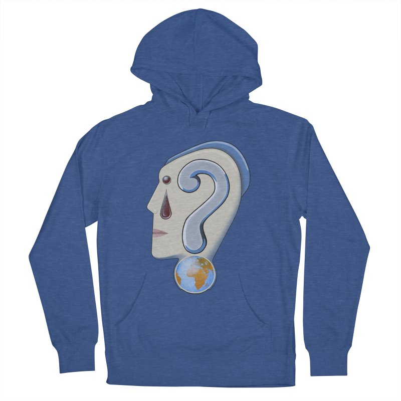STOPPER 3......Strange things are happening. Women's French Terry Pullover Hoody by RealZeal's Artist Shop